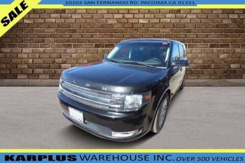 2014 Ford Flex for sale at Karplus Warehouse in Pacoima CA