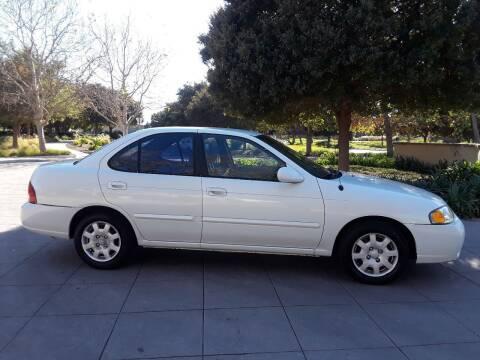 2000 Nissan Sentra for sale at Goleta Motors in Goleta CA