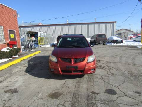 2003 Pontiac Vibe for sale at X Way Auto Sales Inc in Gary IN