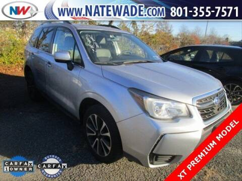 2017 Subaru Forester for sale at NATE WADE SUBARU in Salt Lake City UT