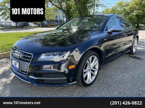 2013 Audi S7 for sale at 101 MOTORS in Hasbrouck Heights NJ