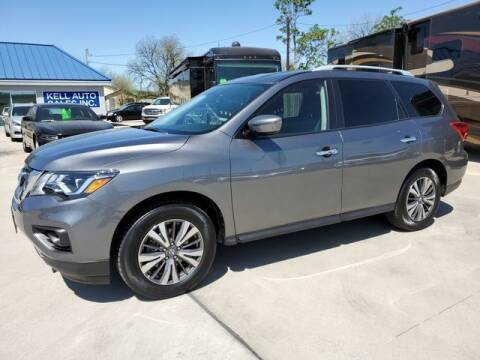 2017 Nissan Pathfinder for sale at Kell Auto Sales, Inc - Grace Street in Wichita Falls TX