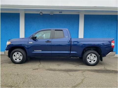 2014 Toyota Tundra for sale at Khodas Cars in Gilroy CA