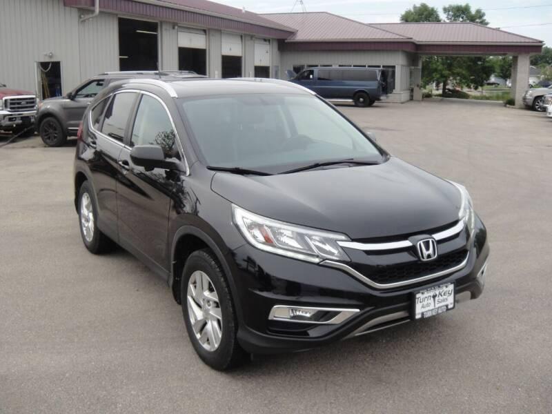 2015 Honda CR-V for sale at Turn Key Auto in Oshkosh WI