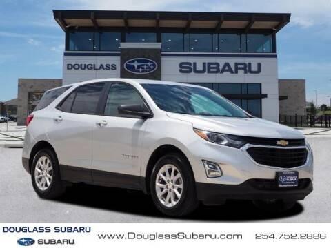 2020 Chevrolet Equinox for sale at Douglass Automotive Group - Douglas Subaru in Waco TX