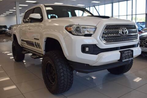 2017 Toyota Tacoma for sale at Legend Auto in Sacramento CA