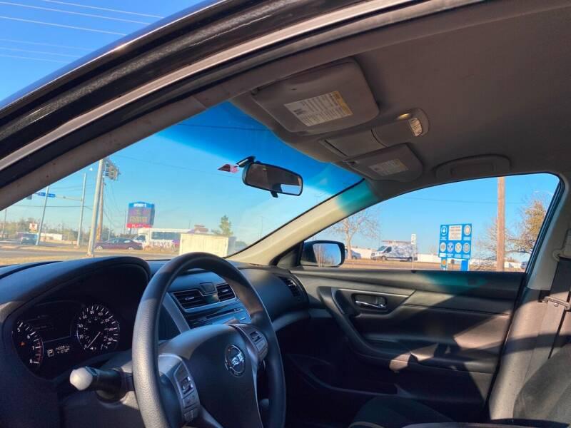 2015 Nissan Altima 2.5 S 4dr Sedan - Oklahoma City OK