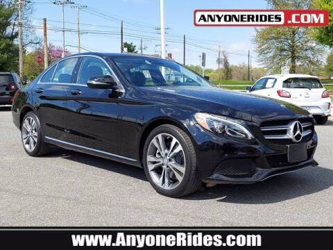 2017 Mercedes-Benz C-Class for sale at ANYONERIDES.COM in Kingsville MD