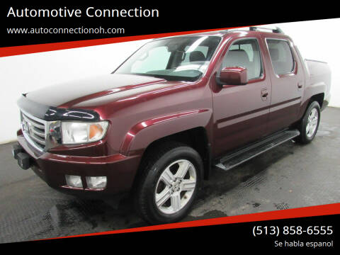 2013 Honda Ridgeline for sale at Automotive Connection in Fairfield OH