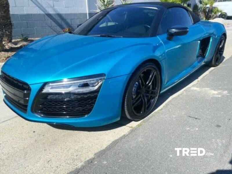 2014 Audi R8 for sale in San Diego, CA