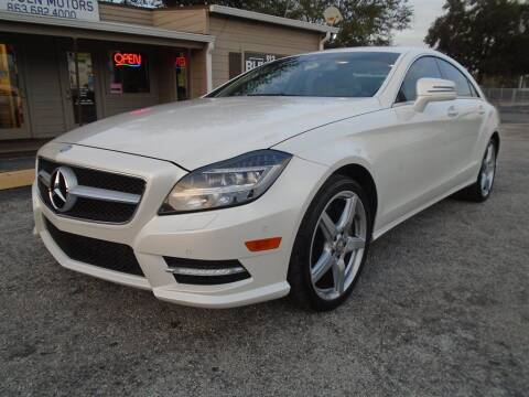 2014 Mercedes-Benz CLS for sale at New Gen Motors in Lakeland FL