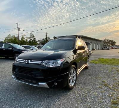 2014 Mitsubishi Outlander for sale at TOMI AUTOS, LLC in Panama City FL