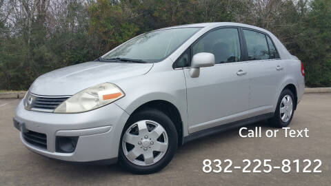 2008 Nissan Versa for sale at Houston Auto Preowned in Houston TX
