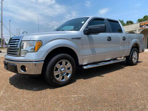 2010 Ford F-150 for sale at DABBS MIDSOUTH INTERNET in Clarksville TN