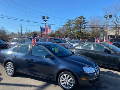 2010 Volkswagen Jetta for sale at Primary Motors Inc in Commack NY