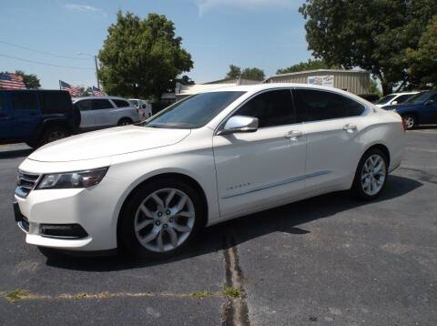 2014 Chevrolet Impala for sale at Cars R Us in Chanute KS