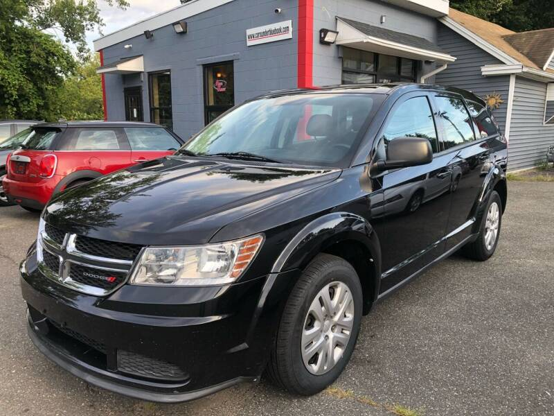 2013 Dodge Journey for sale at Auto Kraft in Agawam MA
