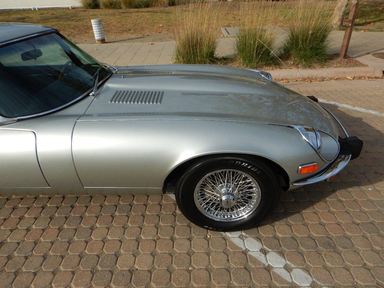 1973 Jaguar XKE 31