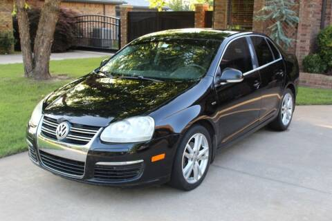 2006 Volkswagen Jetta for sale at CANTWEIGHT CLASSICS in Maysville OK