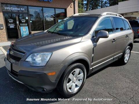 2012 Chevrolet Captiva Sport for sale at Michael D Stout in Cumming GA