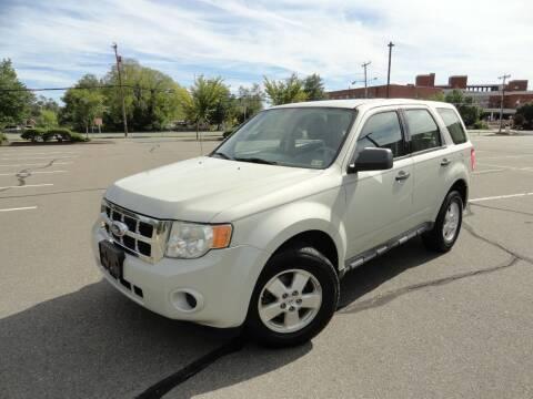 2009 Ford Escape for sale at TJ Auto Sales LLC in Fredericksburg VA