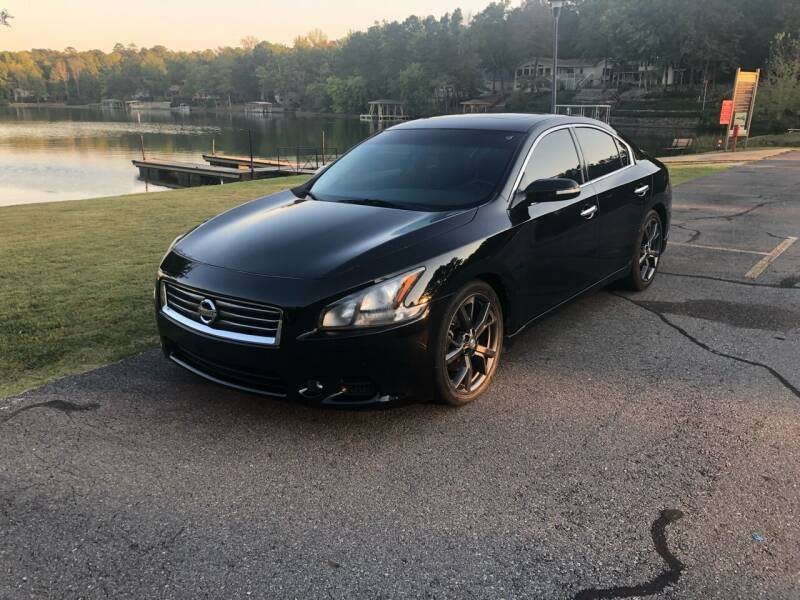 2014 Nissan Maxima for sale at Village Wholesale in Hot Springs Village AR