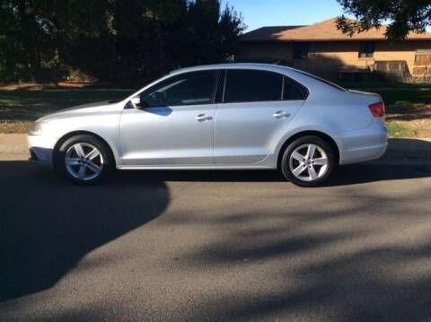 2012 Volkswagen Jetta for sale at Auto Brokers in Sheridan CO