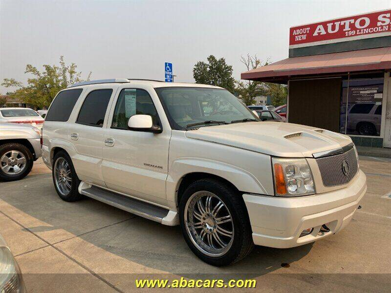 2006 Cadillac Escalade for sale at About New Auto Sales in Lincoln CA