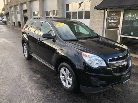 2011 Chevrolet Equinox for sale at Cresthill Auto Sales Enterprises LTD in Crest Hill IL