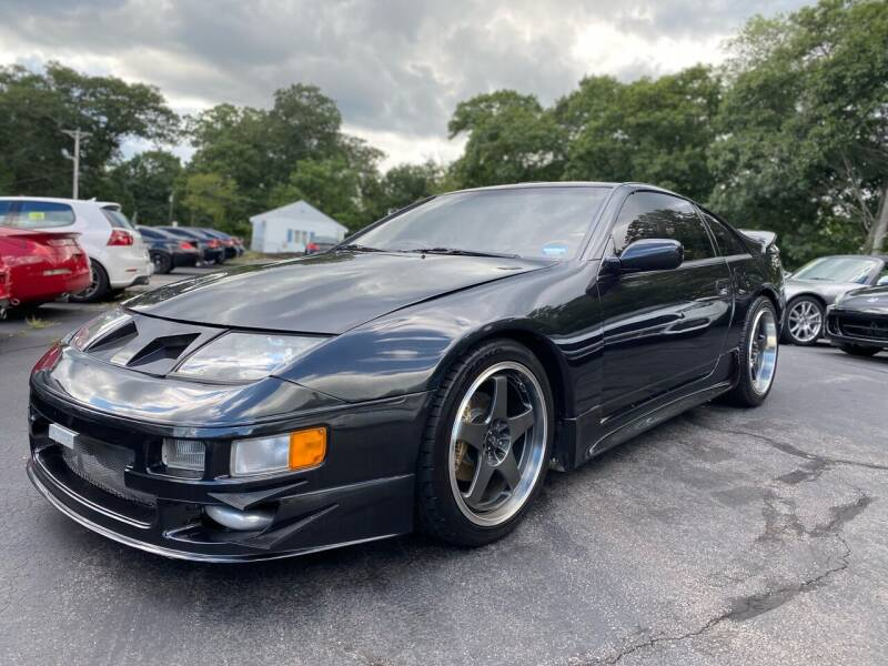 1990 Nissan 300ZX for sale at SOUTH SHORE AUTO GALLERY, INC. in Abington MA