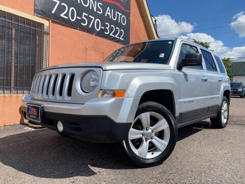 2014 Jeep Patriot for sale at Nations Auto Inc. II in Denver CO