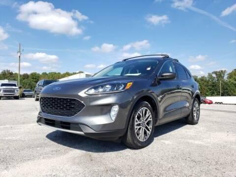 2020 Ford Escape for sale at Hardy Auto Resales in Dallas GA