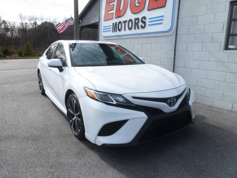 2018 Toyota Camry for sale at Edge Motors in Mooresville NC