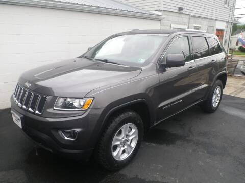 2015 Jeep Grand Cherokee for sale at VICTORY AUTO in Lewistown PA