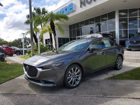 2021 Mazda Mazda3 Sedan for sale at Mazda of North Miami in Miami FL