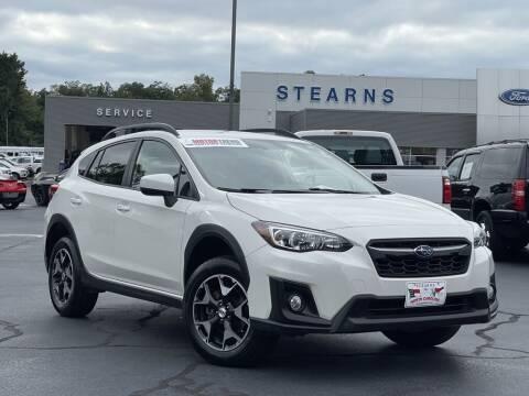 2018 Subaru Crosstrek for sale at Stearns Ford in Burlington NC