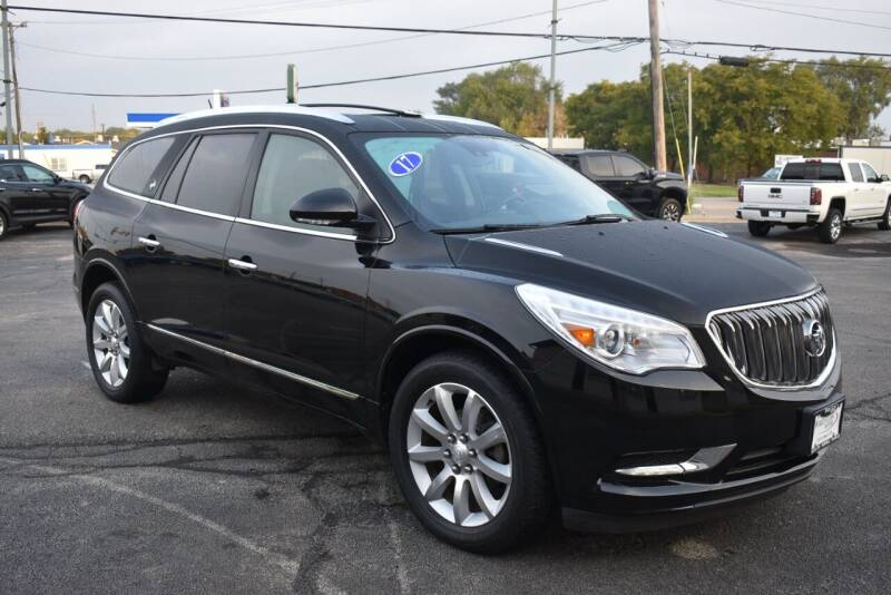 2017 Buick Enclave for sale at World Class Motors in Rockford IL