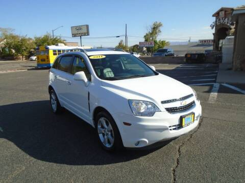 2014 Chevrolet Captiva Sport for sale at Team D Auto Sales in St George UT