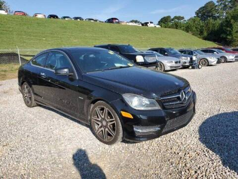 2014 Mercedes-Benz C-Class for sale at Hickory Used Car Superstore in Hickory NC