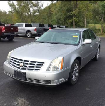 2008 Cadillac DTS for sale at Perez Auto Group LLC -Little Motors in Albany NY