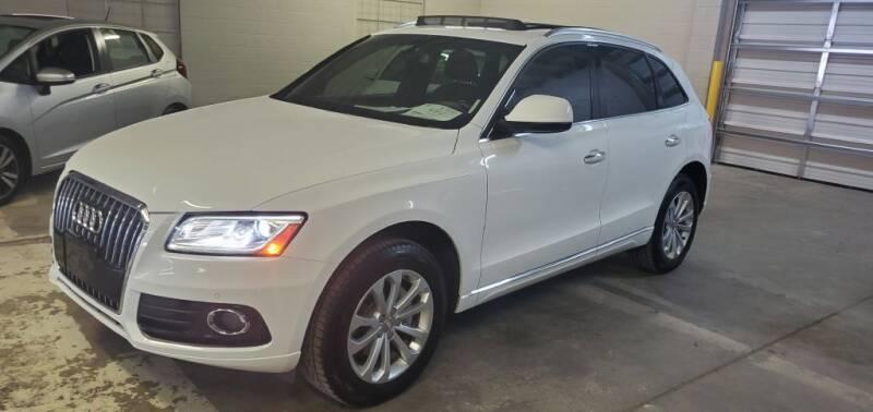2016 Audi Q5 for sale at Klika Auto Direct LLC in Olathe KS