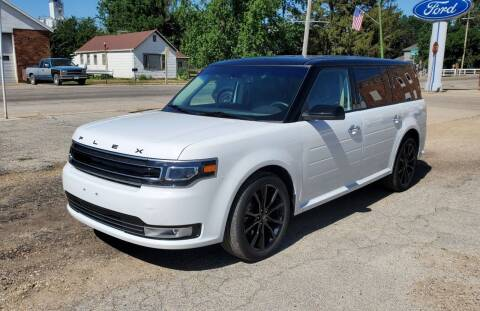2019 Ford Flex for sale at Union Auto in Union IA