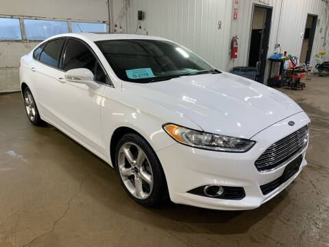2016 Ford Fusion for sale at Premier Auto in Sioux Falls SD