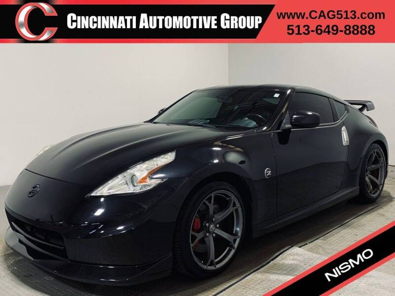 2013 Nissan 370Z for sale at Cincinnati Automotive Group in Lebanon OH
