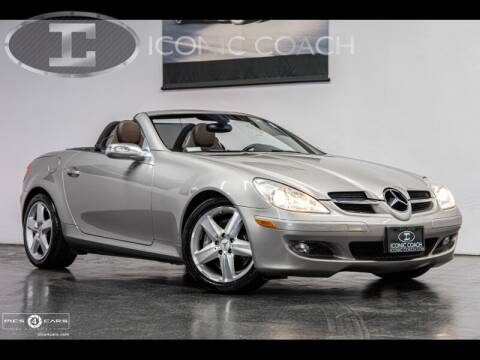 2005 Mercedes-Benz SLK for sale at Iconic Coach in San Diego CA