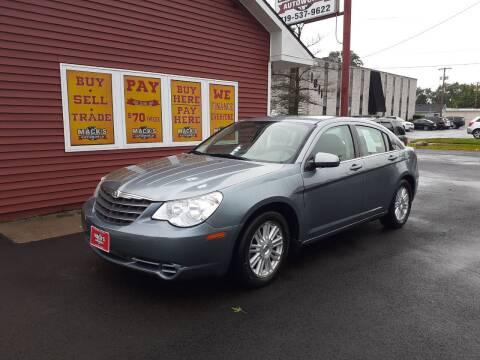 2008 Chrysler Sebring for sale at Mack's Autoworld in Toledo OH