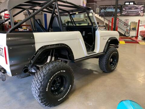 1966 Ford Bronco for sale at AZ Classic Rides in Scottsdale AZ