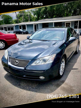 2008 Lexus ES 350 for sale at Panama Motor Sales in Jacksonville FL