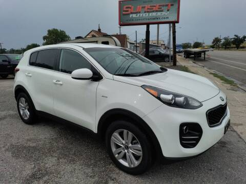 2019 Kia Sportage for sale at Sunset Auto Body in Sunset UT