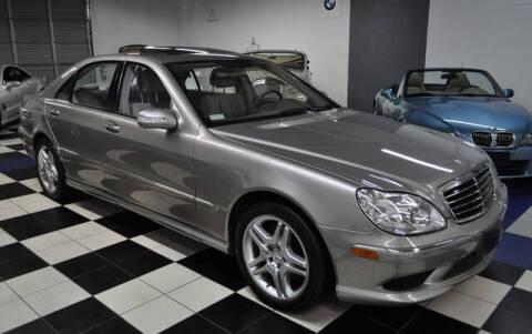2006 Mercedes-Benz S-Class for sale at Podium Auto Sales Inc in Pompano Beach FL